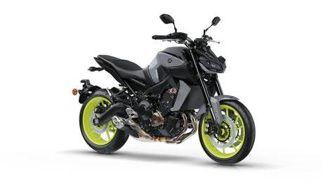 Yamaha ra mat FZ-09 2017 - noi chong truot, dau den giong Z1000, 100 ma luc - Anh 8