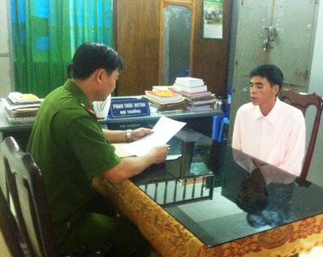 Quang Binh khoi to nhom lam tac tan cong kiem lam - Anh 1