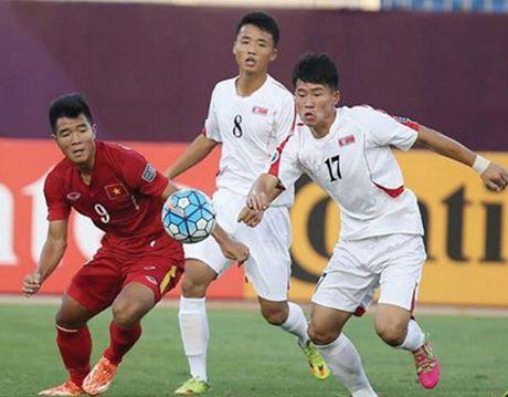 Clip: Ha a quan chau A Trieu Tien, U19 Viet Nam gay soc - Anh 1