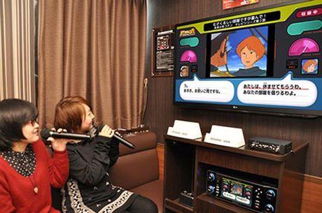 Karaoke - mon qua van hoa tu Nhat Ban - Anh 2