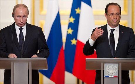 Den luot cuu Thu tuong len an ong Hollande gay ton that cho Phap - Anh 1