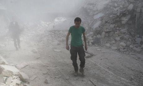 Tong thong Assad tuyen bo 'lam sach' Aleppo, phuong Tay chi trich tham te - Anh 1
