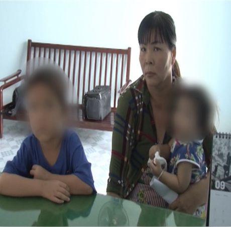 Khong chong nhung lien tuc sinh 10 con hoan thi hanh an de di trom cap - Anh 1