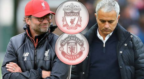 """NHA truoc vong 8: Liverpool - MU """"nhuom do"""" nuoc Anh - Anh 1"""