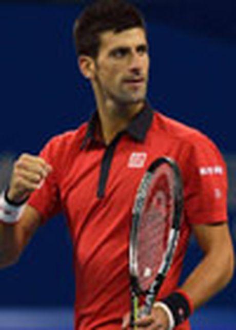 Chi tiet Djokovic - Mischa Zverev: Loi kep va mat break (KT) - Anh 1