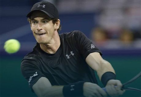 Murray – Goffin: Cuong phong kho can (Tu ket Shanghai Masters) - Anh 1