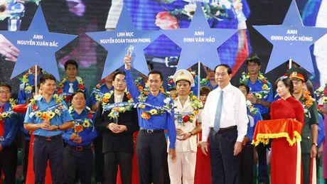 Thanh nien la ruong cot cua nuoc nha - Anh 1