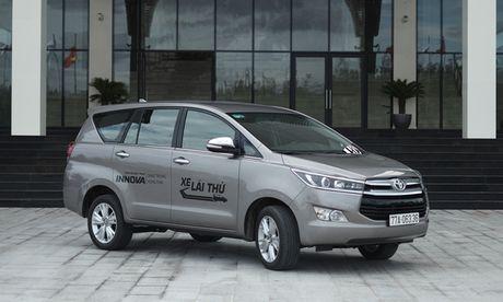 Toyota Innova 2016 huong den phan khuc MPV gia dinh - Anh 1