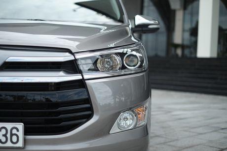 Toyota Innova 2016 huong den phan khuc MPV gia dinh - Anh 2