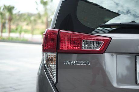 Toyota Innova 2016 huong den phan khuc MPV gia dinh - Anh 3