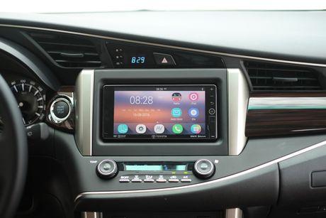 Toyota Innova 2016 huong den phan khuc MPV gia dinh - Anh 5