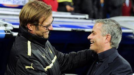 HLV Mourinho that the khi doi dau Klopp - Anh 2