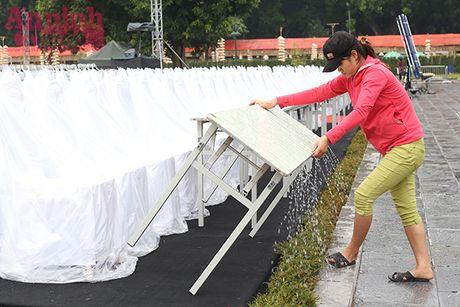 San sang cho dem khai mac Festival Ao dai Ha Noi 2016 - Anh 14