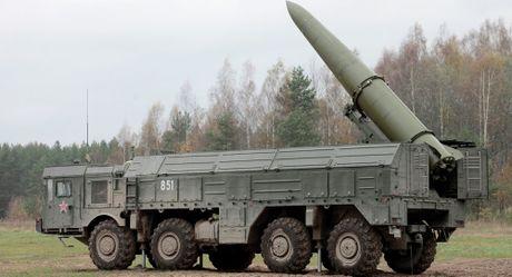 Ong Lavrov dap tra My vu Moscow trien khai ten lua tren dat Nga - Anh 1