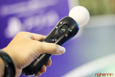 Kinh thuc te ao Playstation VR gay sot tai Sony Show Ha Noi - Anh 6