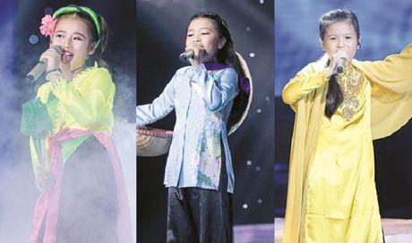 """Chien thuat"" cua bo tu huan luyen vien The Voice Kids 2016 - Anh 6"
