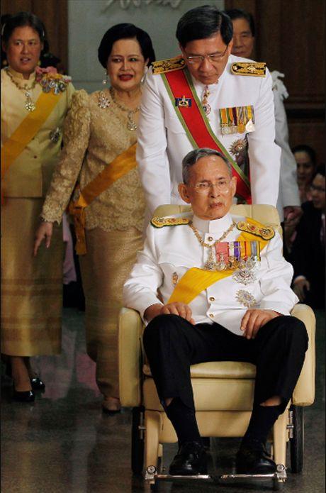 Cuoc doi nha vua Thai Lan - Anh 11