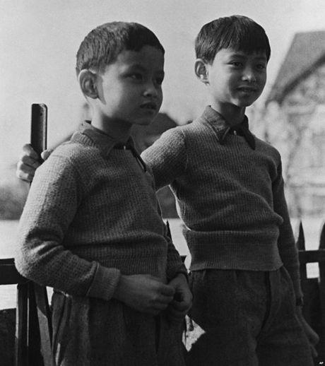 Cuoc doi nha vua Thai Lan - Anh 1