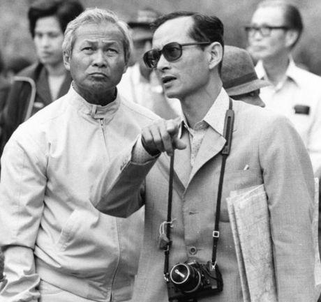 Cuoc doi nha vua Thai Lan - Anh 6