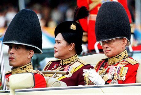 Cuoc doi nha vua Thai Lan - Anh 7