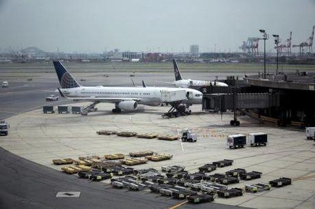 United Airlines cua My hoan nhieu chuyen bay vi su co may tinh - Anh 1