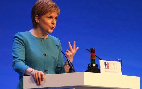 Scotland cong bo ke hoach trung cau dan y tach khoi Anh lan 2 - Anh 1