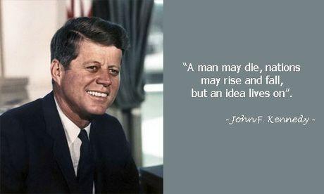 Hoc tieng Anh qua nhung cau noi bat hu cua John F. Kennedy - Anh 4