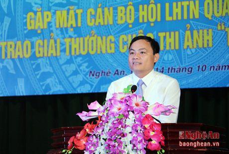 Gap mat can bo Hoi Lien hiep thanh nien qua cac thoi ky - Anh 1