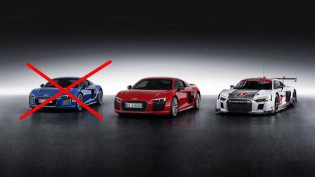 Them Audi R8 e-tron bi khai tu vi qua 'e' - Anh 1