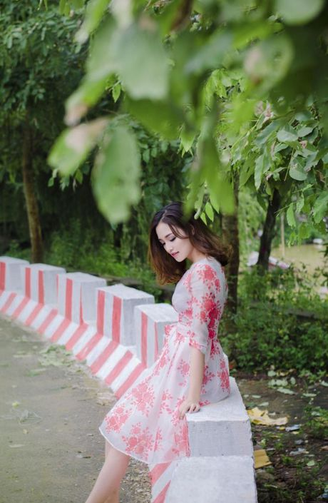 Hoi du tieu chuan - lieu Ngoc Lan co tro thanh quan quan Miss Ngoi sao thoi trang 360mobi? - Anh 10