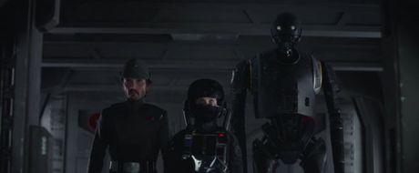 Ke thu cua… Doctor Strange bat ngo xuat hien trong trailer 'Rogue One: A Star Wars Story' - Anh 5