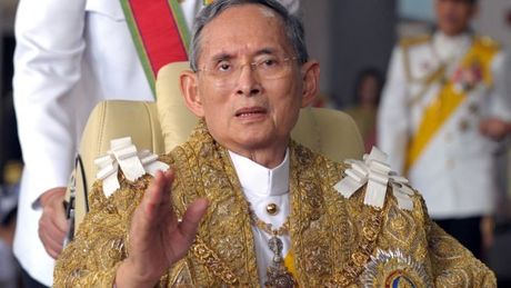 Cuoc doi vi vua Thai Lan tri vi lau nhat the gioi - Anh 1