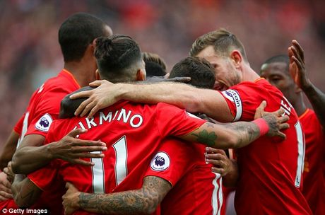Du doan vong 8 Premier League: Thay tro HLV Jose Mourinho that thu tai Anfield - Anh 2