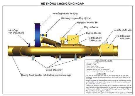 Doanh nhan Viet dua ra giai phap chong ngap TPHCM 'Made in Vietnam' - Anh 1
