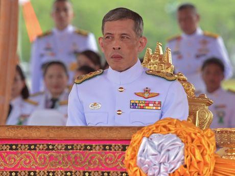 Nha vua Thai Lan bang ha - Anh 5
