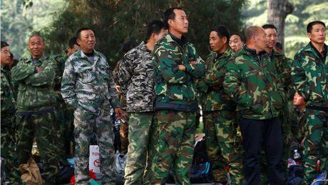 Trung Quoc len tieng vu cuu binh bieu tinh - Anh 1