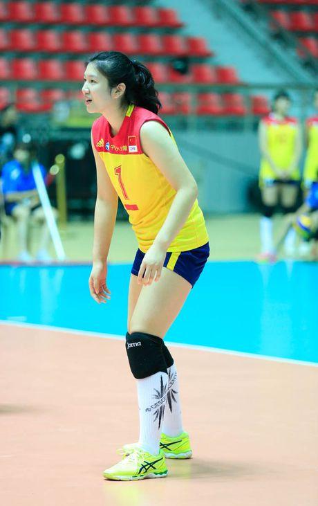 Top 10 hoa khoi bong chuyen o VTV Cup 2016 - Anh 11