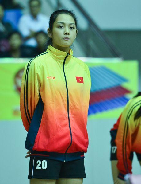 Top 10 hoa khoi bong chuyen o VTV Cup 2016 - Anh 17