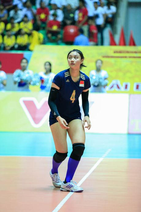 Top 10 hoa khoi bong chuyen o VTV Cup 2016 - Anh 1