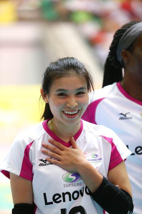 Top 10 hoa khoi bong chuyen o VTV Cup 2016 - Anh 3