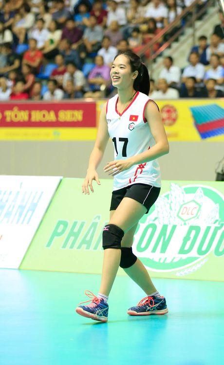 Top 10 hoa khoi bong chuyen o VTV Cup 2016 - Anh 5