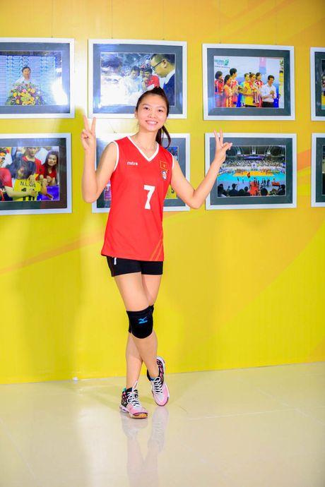 Top 10 hoa khoi bong chuyen o VTV Cup 2016 - Anh 9