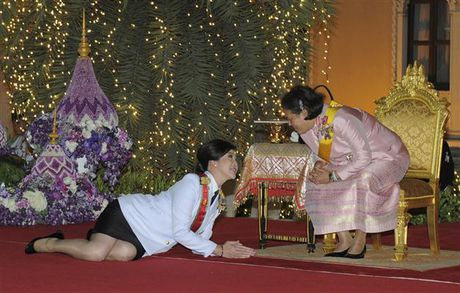 Cac doi thu tuong Thai va long ton kinh Quoc vuong Bhumibol - Anh 4