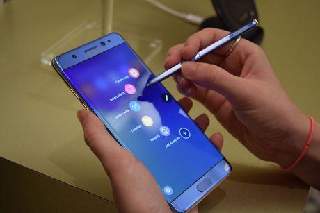 Tai sao Samsung bo roi Note 7? - Anh 2