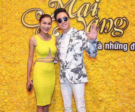 Quynh Chi va Kim Tuyen do sac trong su kien - Anh 5