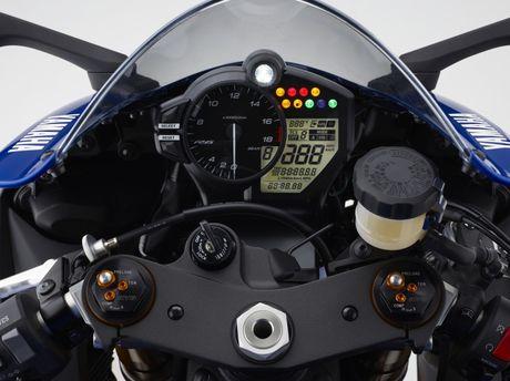 Yamaha gioi thieu sieu moto R6 2017 - Anh 6