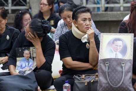 Nguoi Thai vay quanh Hoang cung don linh cuu nha vua - Anh 8