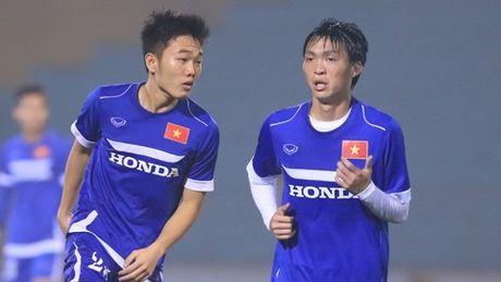 U19 VN vs Trieu Tien (0-0, H1): Van Hao sut trung cot - Anh 3