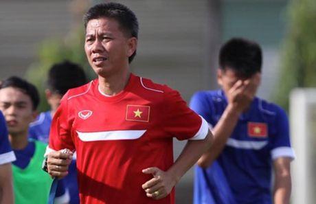 U19 VN vs Trieu Tien (0-0, H1): Van Hao sut trung cot - Anh 4