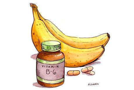 8 vitamin giup can bang hormon thoi ky tien man kinh - Anh 2